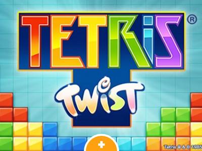 Online hra Tetris® Twist