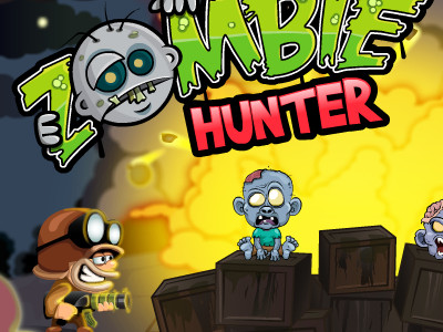 Online hra Zombie Hunter