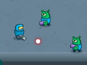 Online Game Alien Complex