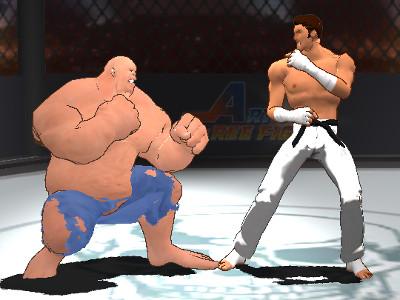 Online hra Art of Free Fight