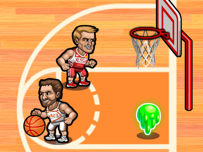Online Game Basketball Fury