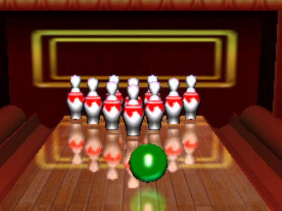 Online Game Bowling Masters