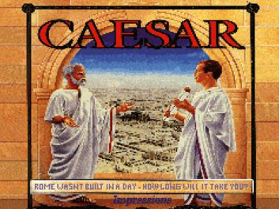 Online hra Caesar