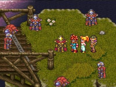 Online hra Chrono Trigger
