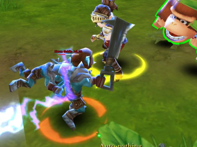 Online Game Clash of Avatars