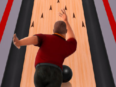 Online hra Classic Bowling