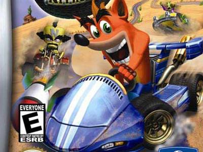 Online Game Crash Nitro Kart