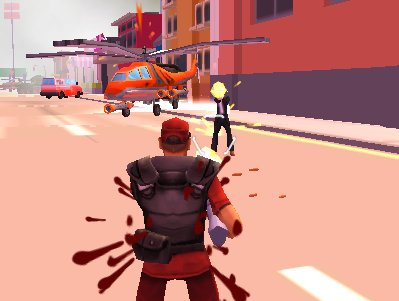 Online hra Crime City 3D 2