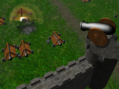 Online hra Defender of Tower: Attack of War Machines