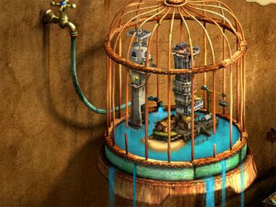 Online hra Dreamcage Escape