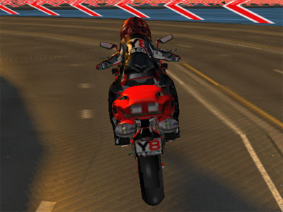 Juego en línea Hardcore Moto Race