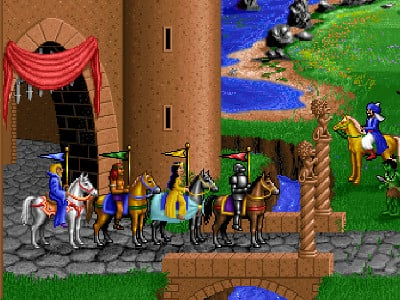 Online hra Heroes of Might and Magic