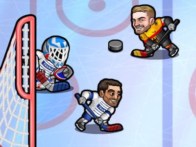 Online hra Hockey Fury