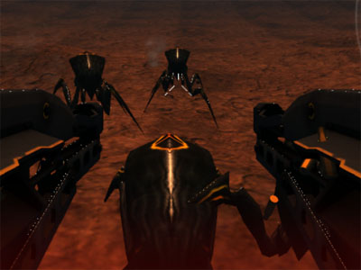 Online hra Insects: Alien Shooter