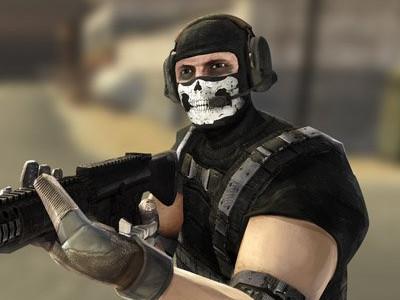 Juego en línea Masked Forces
