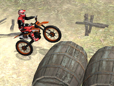 Online Game Moto Trials Beach