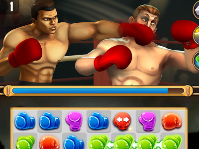 Online Game Muhammad Ali Puzzle King