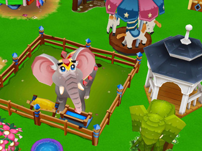 Online Game My Free Circus