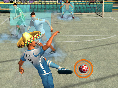 Online hra Pelé: Soccer Legend