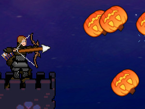 Pumpkin Archer