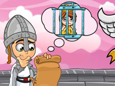 Online hra Ransom Valentine