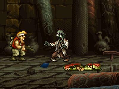 Online Game Resident Evil Ebola