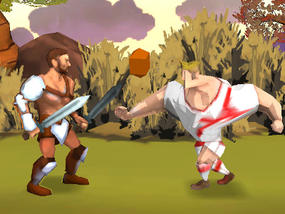 Online Game Rumble Arena