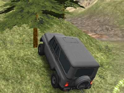 Online hra Russian Extreme Offroad