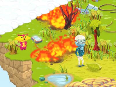 Online Game SkyDale