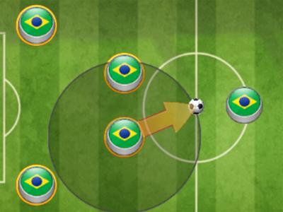Online hra Soccer Champ