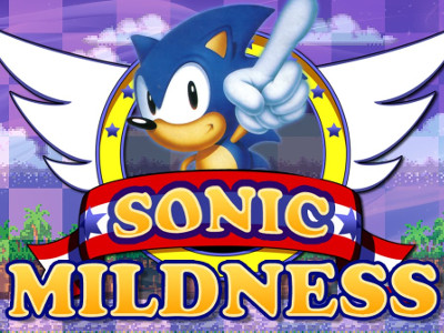 Online hra Sonic Mildness