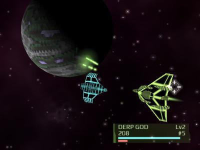 Online hra Starblast.io