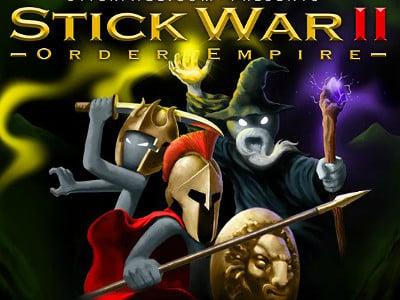 Juego en línea Stick War II Order Empire