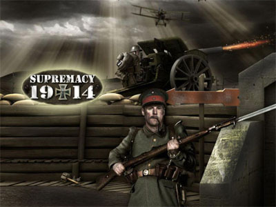 Online Game Supremacy 1914