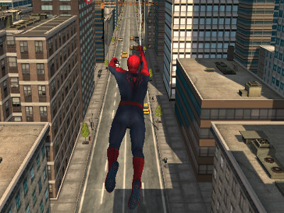 Online hra The Amazing Spider-Man 2™ Endless Swing