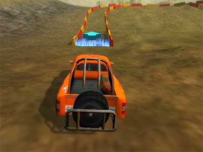 Online hra 4x4 Off-roading