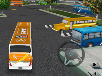 Bus Parking Games