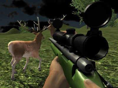 Online Game Deer Hunter
