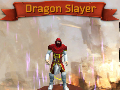 Online hra Dragon Slayer