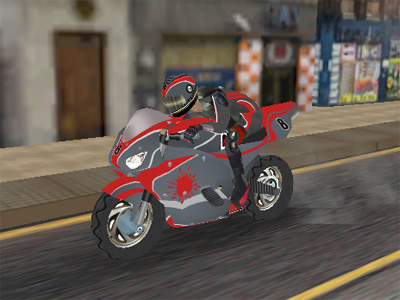 Online Game Extreme Moto GP Races