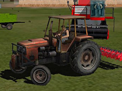 Online Game Farming Simulator