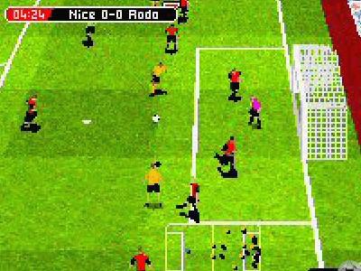Online hra FIFA Soccer 07