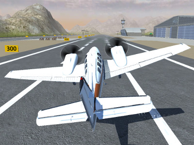 Online Game Free Flight Sim