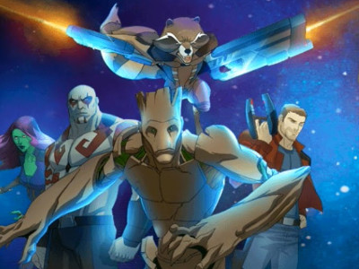Online hra Guardians of the Galaxy: Galactic Run