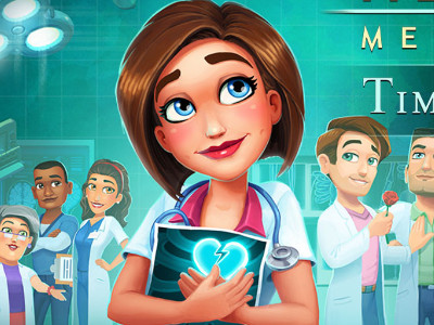 Online Game Heart's Medicine: Time to Heal