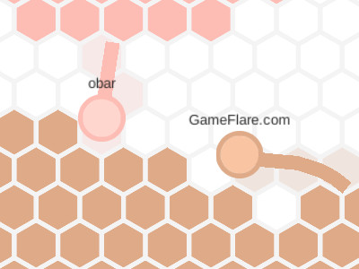 Online Game Hexar.io