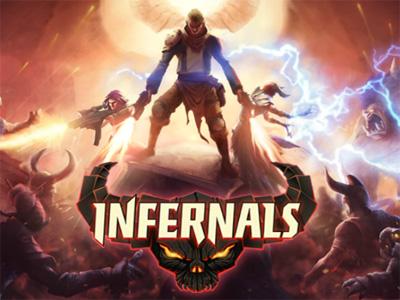 Online hra Infernals