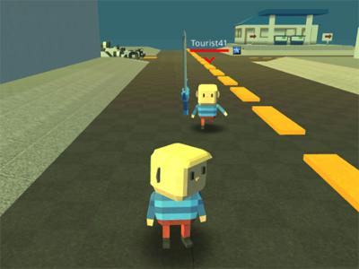 Online hra Kogama: GTA 5 Online