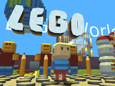 Online Game Kogama: LEGO World™