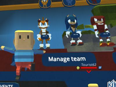 Kogama: Sonic Dash 2